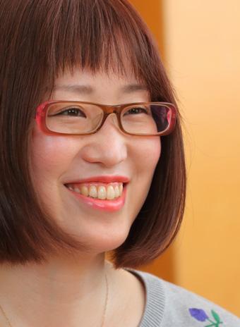蛭田亜紗子さん