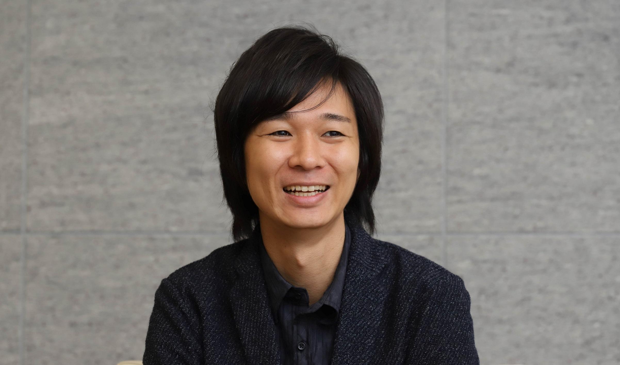 岡崎琢磨さん
