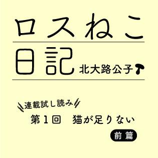 ロスねこ日記 ◈ 北大路公子