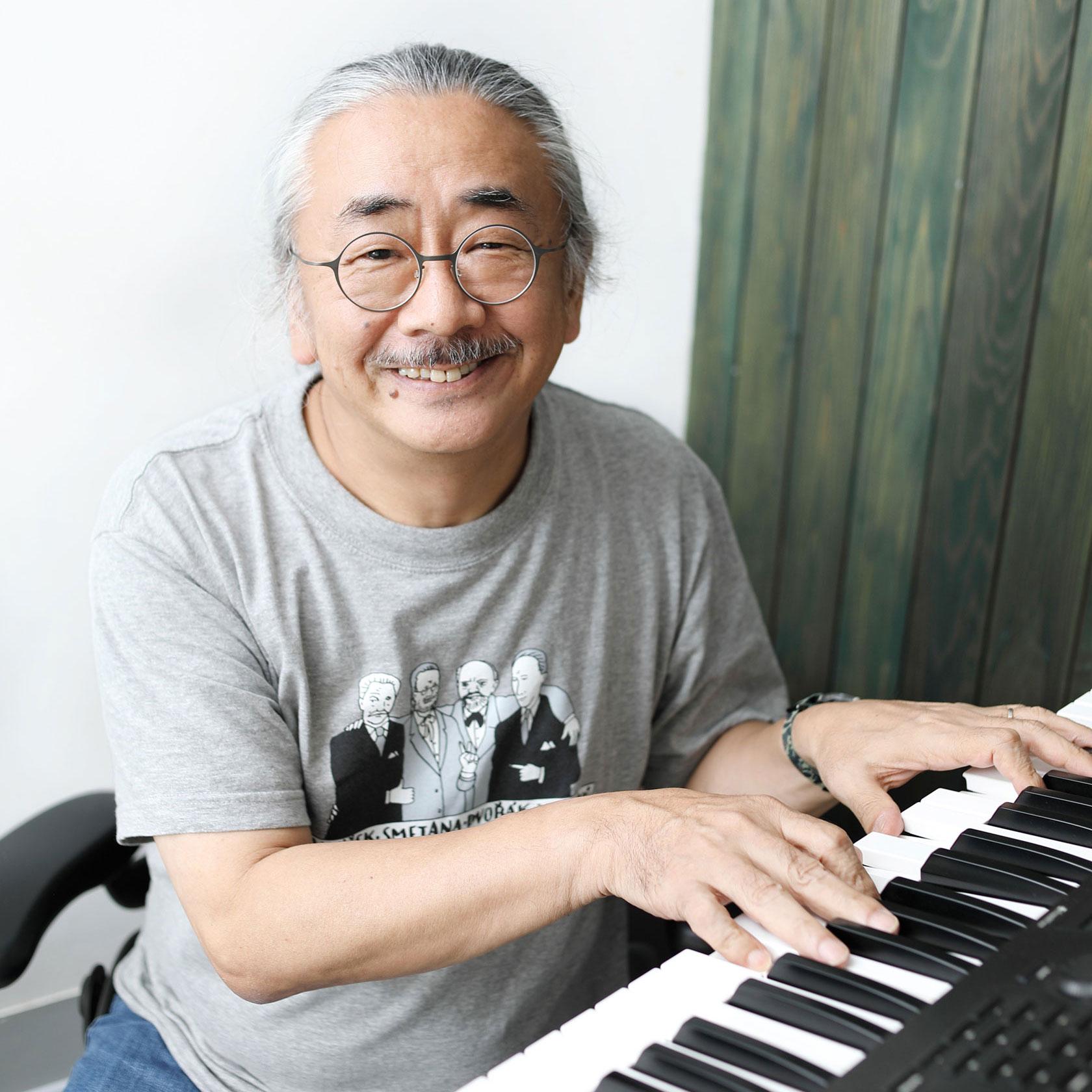 物語のつくりかた 第7回 植松伸夫さん (作曲家)