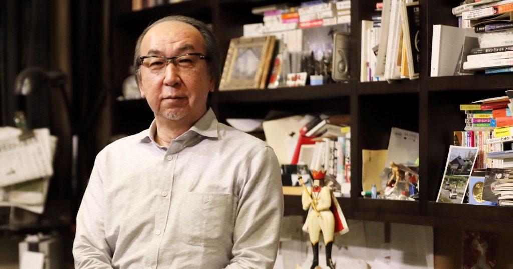 横山秀夫、警察小説を語る 「書くエンジンは、主人公の心にある」
