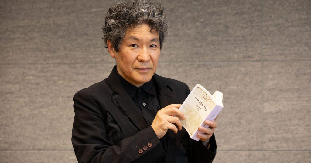 私の本 第6回 大澤真幸さん ▶︎▷01