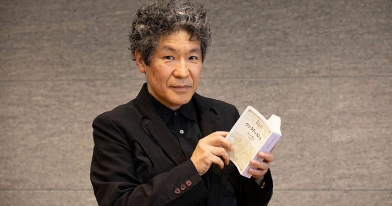 私の本 第6回 大澤真幸さん ▶︎▷02