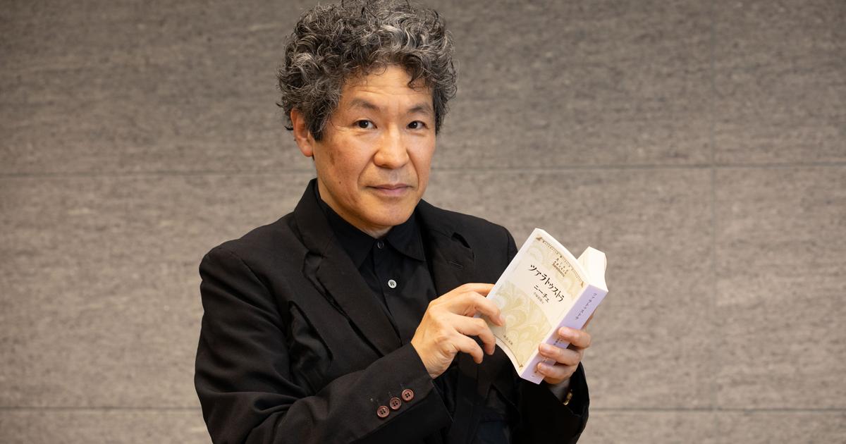 私の本 第6回 大澤真幸さん ▶︎▷03