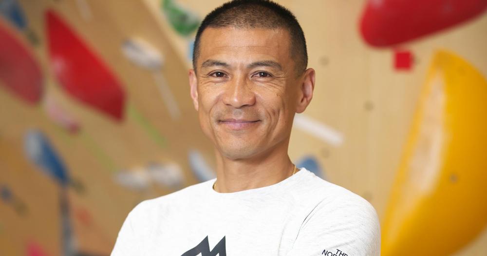 平山ユージさん(プロフリークライマー)