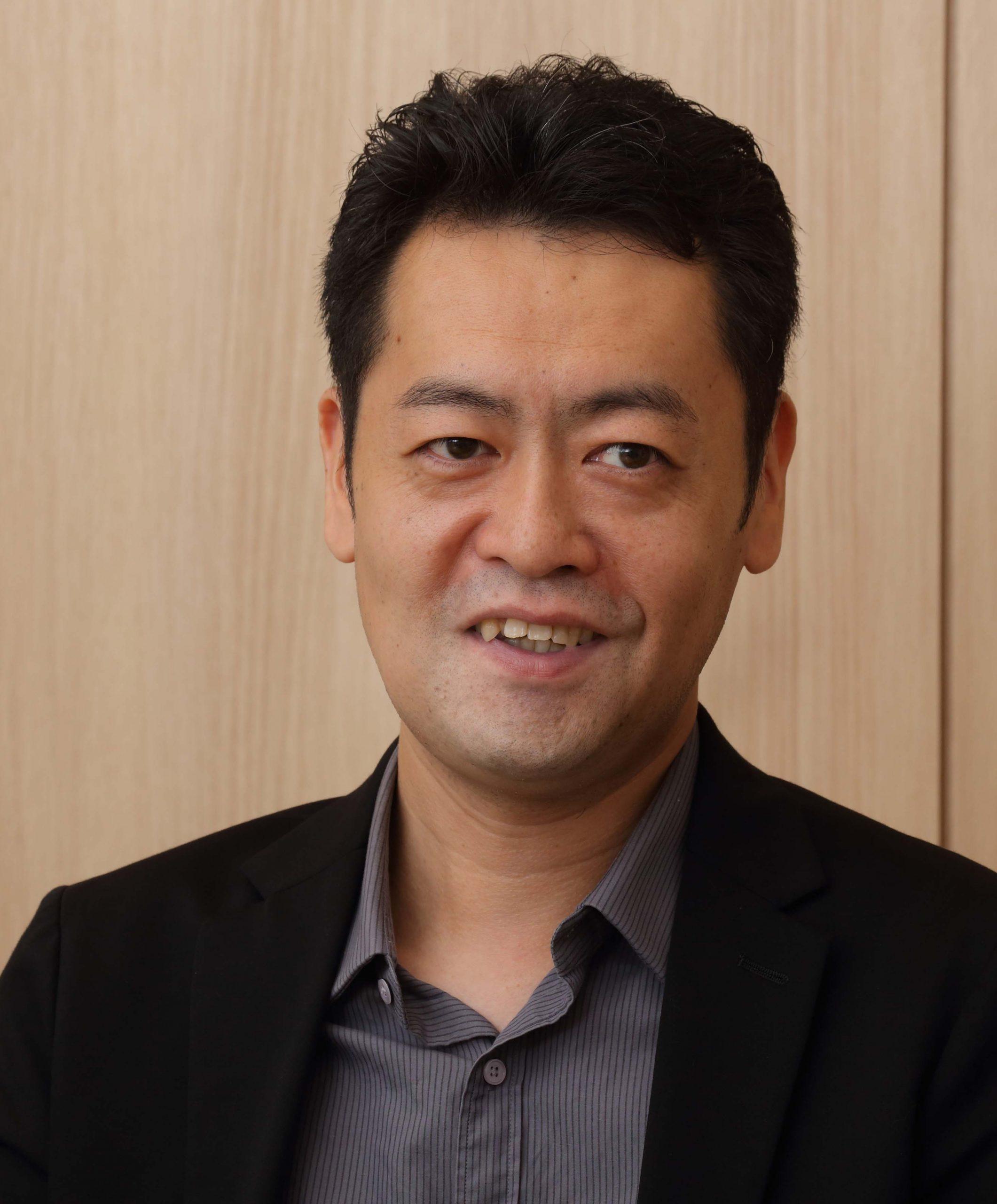 横関大さん