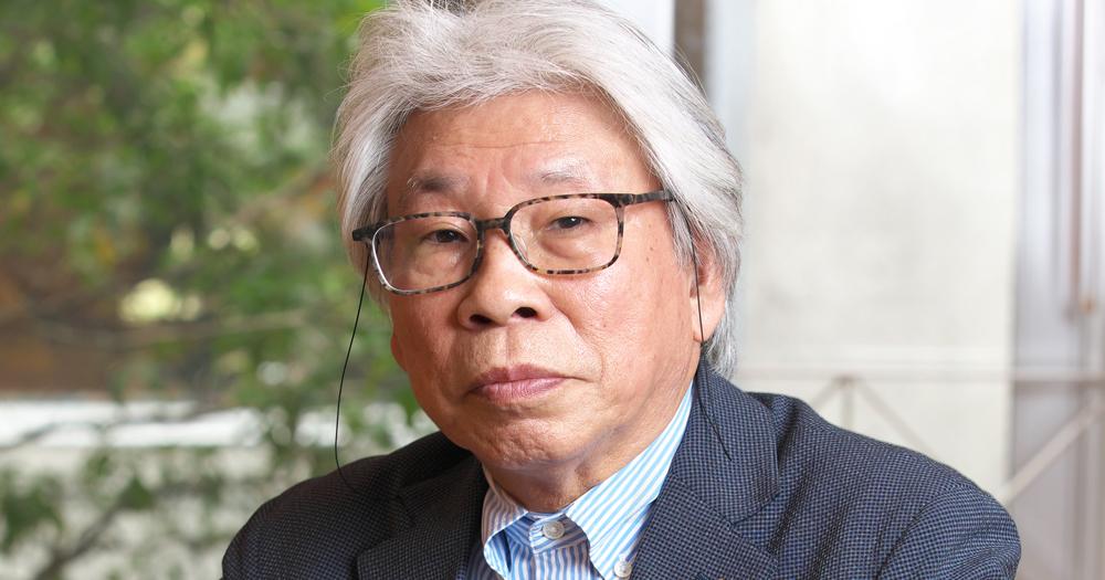 物語のつくりかた 第16回 水戸岡鋭治さん(インダストリアル・ デザイナー)