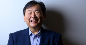 上田秀人さん