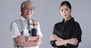 SPECIAL対談『セイレーンの懺悔』ドラマ化記念 中山七里 × 新木優子