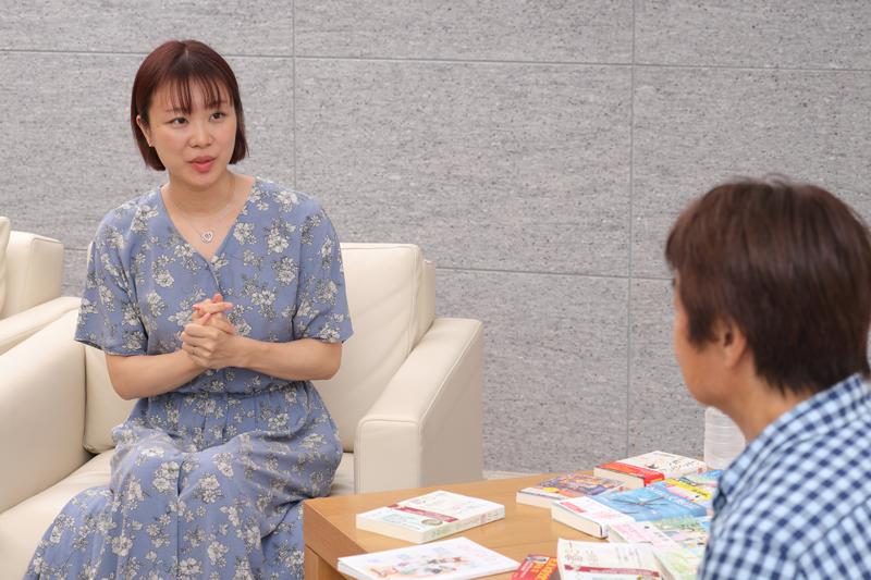 『十の輪をくぐる』刊行記念対談 辻堂ゆめ × 荻原 浩
