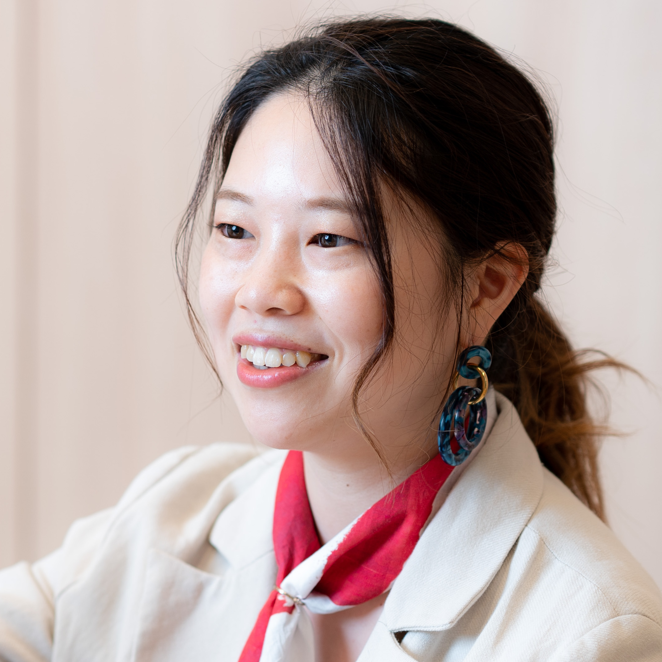 岸田奈美さん