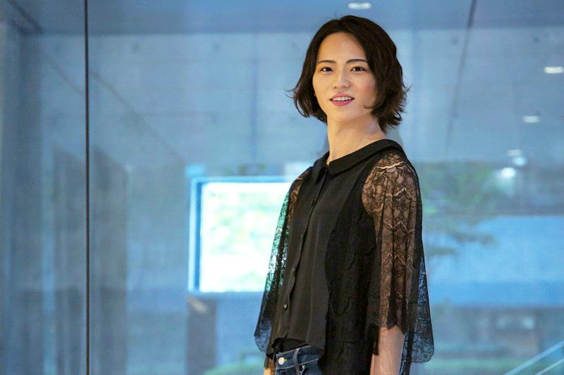 源流の人 第8回 ◇ サリー楓 (建築家・モデル)