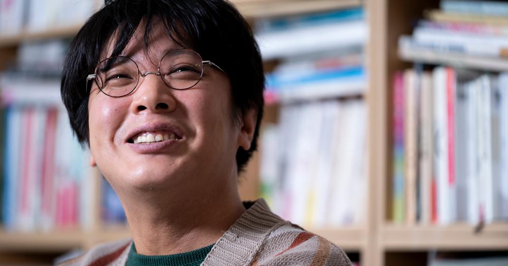 杉田陽平さん